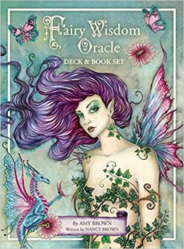 Fairy Wisdom Oracle Deck & Book Set