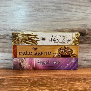 Green Tree Incense Sticks