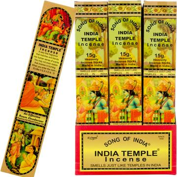 Song of India-India Temple Incense