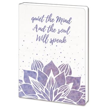 Quiet Mind Lotus Journal