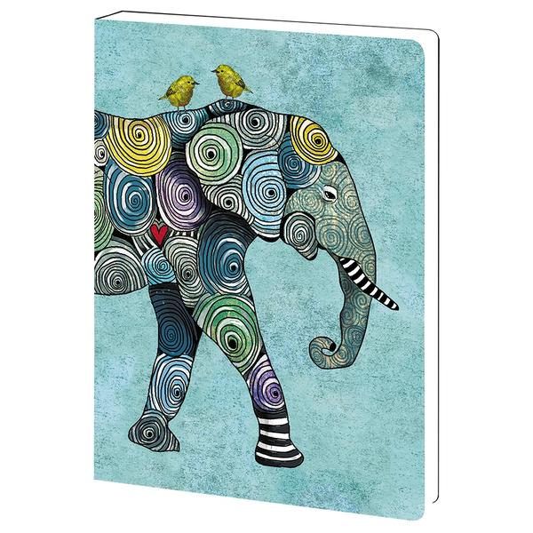 Elephant and Birds Journal