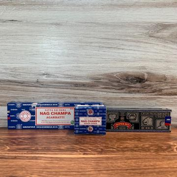 Nag Champa Sticks & Cones