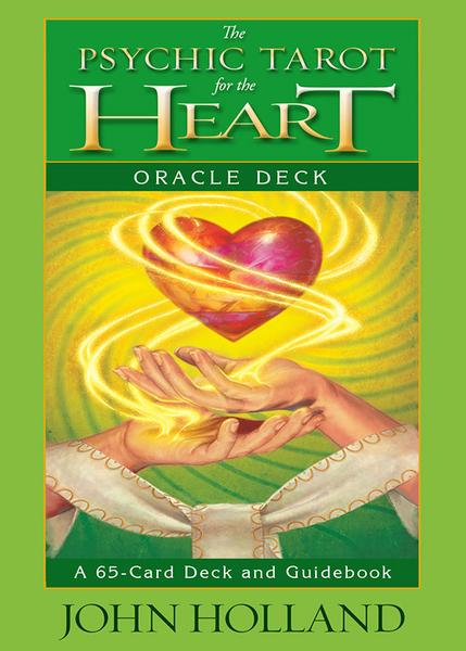 Psychic Tarot for the Heart Oracle Set