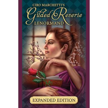 Gilded Reverie Lenormand Deck Expanded Edition