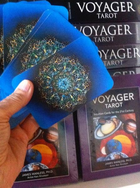 Voyager Tarot: Intuition Cards for the 21st Century