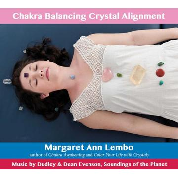 Chakra Balancing Crystal Alignment CD