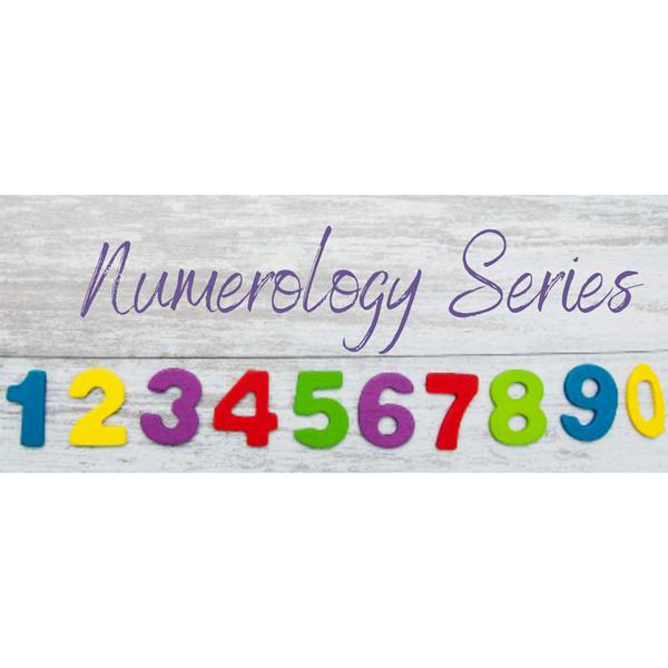 Numerology Series for Beginner's: Part 2