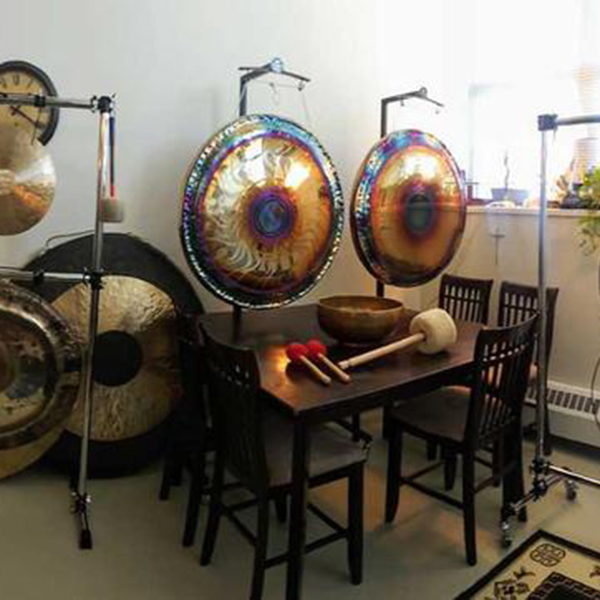 Gong Training Intensive Level 1 Weekend