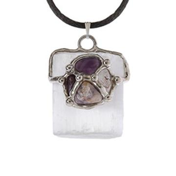 Soul Star Beam of Light Pendant