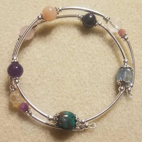 Crystal Healing Jewelry Creations
