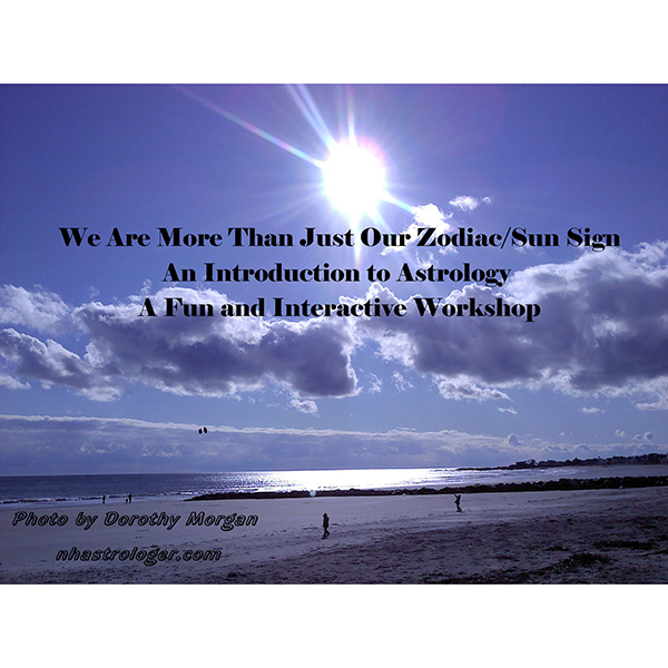 You Are More Than Just Your Zodiac/Sun Sign