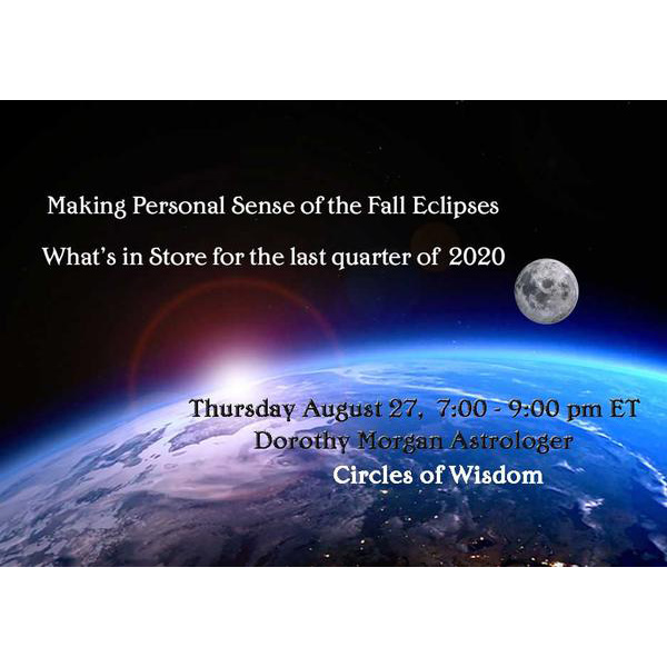 Making Personal Sense of the Fall Eclipses