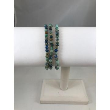 Chrysocolla Premier Power Mini Bracelet