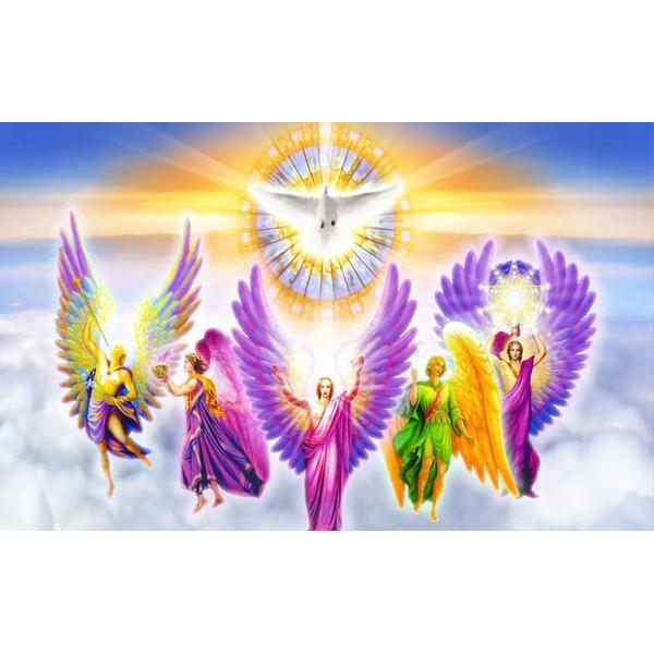 Healing with the Sacred Rays of Light of the Archangels and Ascended