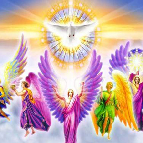 Healing with the Sacred Rays of Light of the Archangels and Ascended Masters