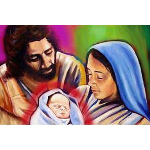 Christmas Healing with the Holy Family