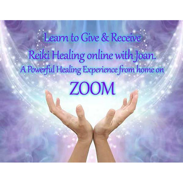 Online Reiki Healing Practice Group for Certified Reiki Practitioners of All Levels