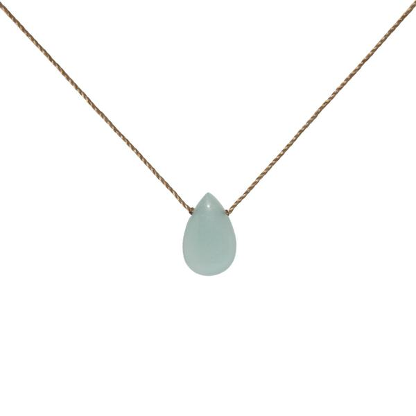 Amazonite Soul-Full of Light Necklace for Courage