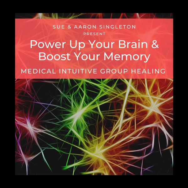 Medical Intuitive Group: Enhance Brain Health & Boost Your Memory