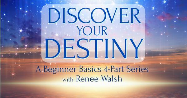 Discover Your Destiny: A Beginner Basics 4-Part Series