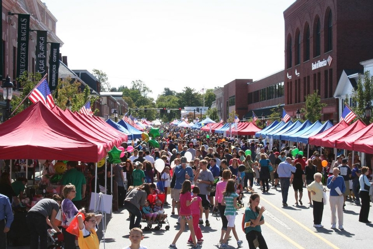 Andover Day Downtown Festival and Psychic Fair ~ Sep 9