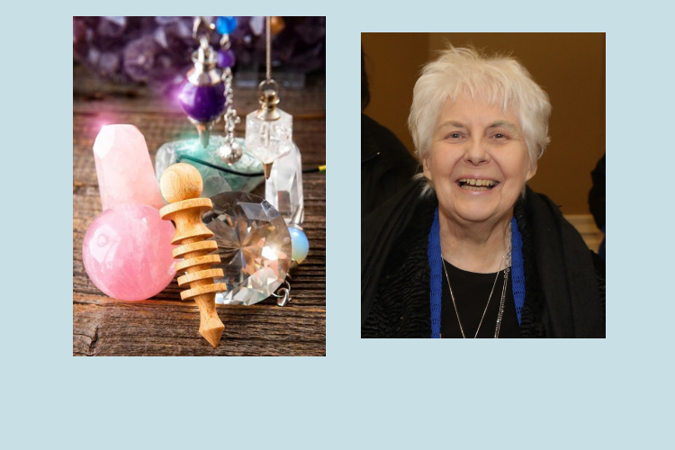 Crystals, Gemstones & Pendulums with Joan Ruggiero