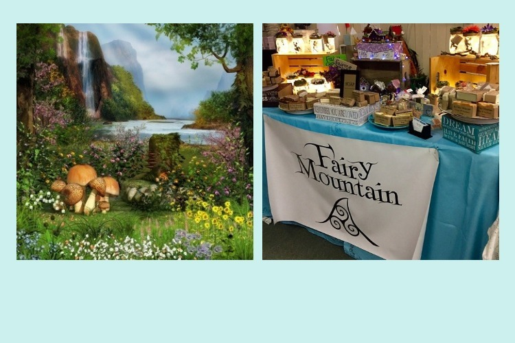 Spring Psychic Fair and Fairy Mountain Pop Up Shop