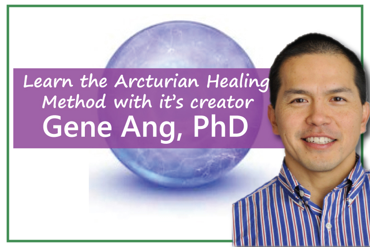 Gene Ang's Arcturian Healing Trainings in 2017