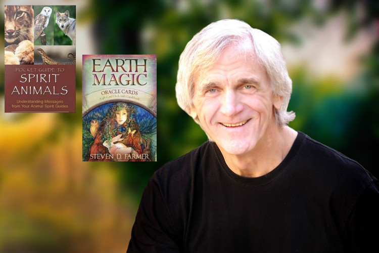 Workshops and Earth Magic Healing Sessions with Dr. Steven Farmer