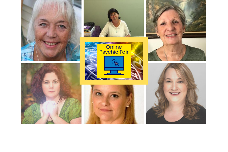 Online Psychic Fair - Zoom Readings!