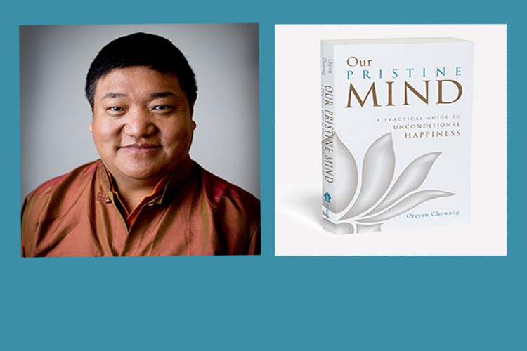 Book Talk with Orgyen Chowang Rinpoche
