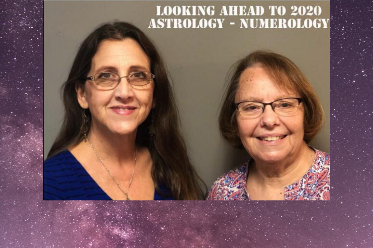Dorothy and Darlene 2020 Astrology/Numerology Class