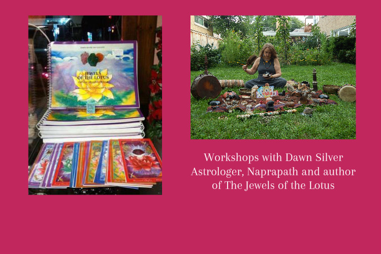 3 new classes and private sessions with Dawn Silver