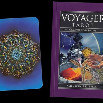 Voyager Tarot Coaching Sessions with James Wanless, PhD