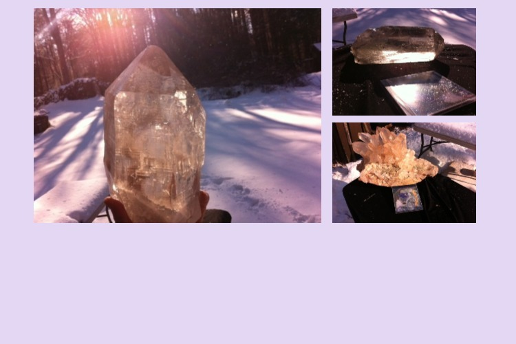 Crystal Show with Jerry Marchand