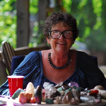 Crystal Gemstone Readings with Terry Milton*REMOTE SESSIONS ONLY*