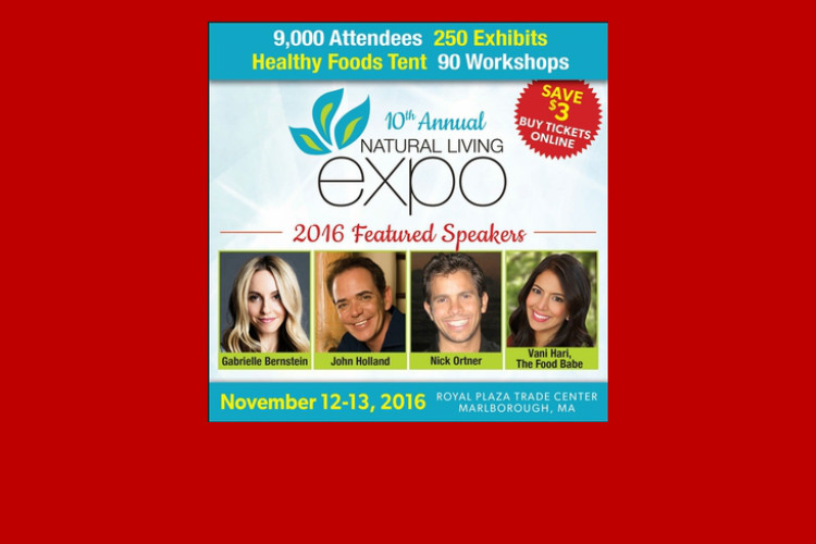 10th Annual Natural Living Expo