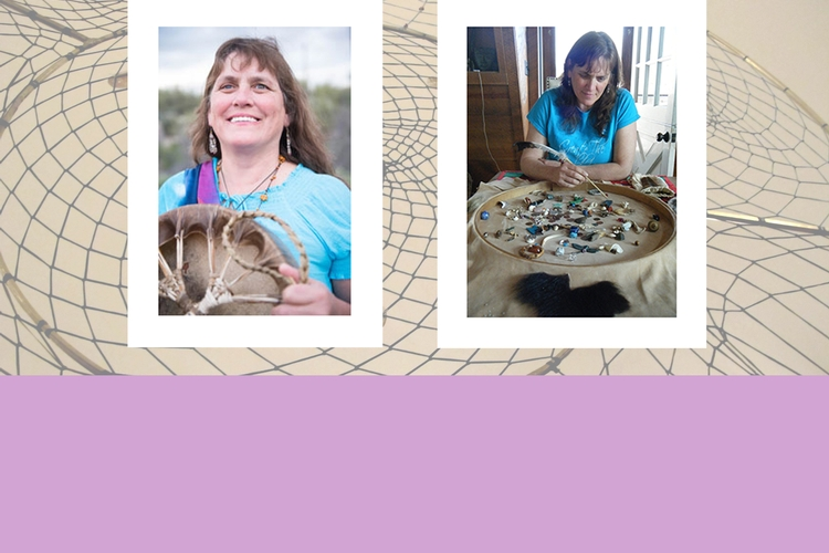 Trunk Show, Classes and Readings with Zelda Hotaling