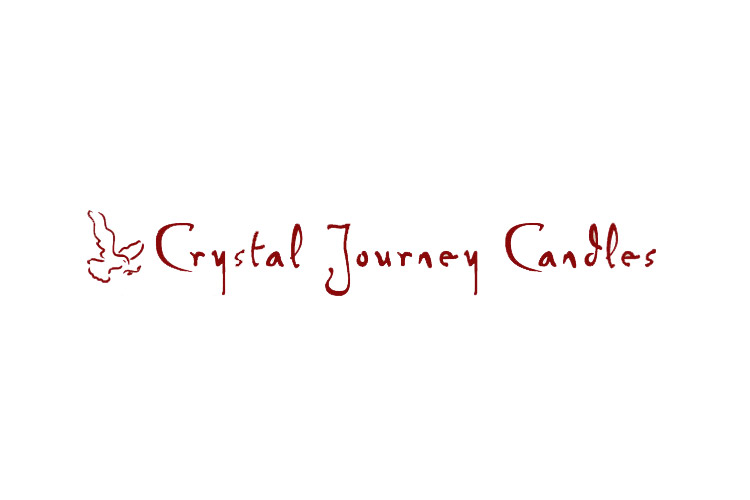 Crystal Journey Reiki Charged Herbal Candles