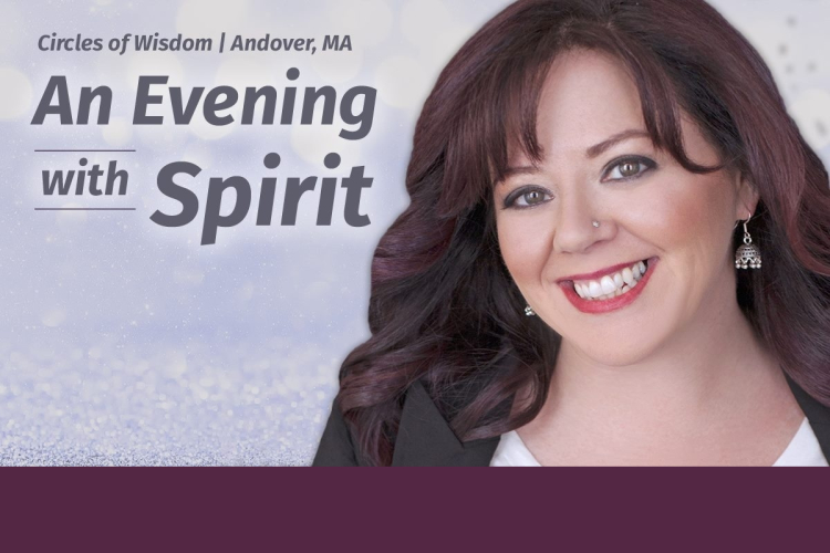 An Evening of Messages from Spirit with Lauren Rainbow