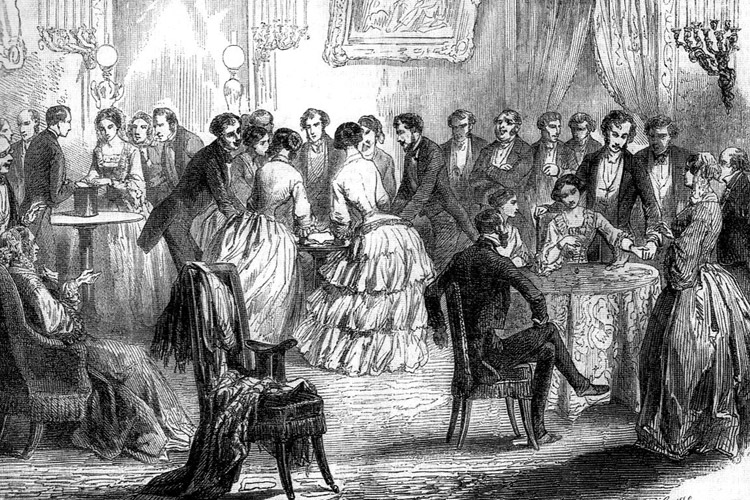 An Enchanted Evening of Victorian Table Tipping