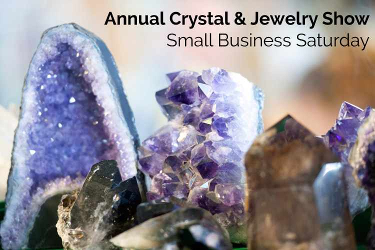 Avalon Trading joins our crystal show with John of God Crystal Jewelry!