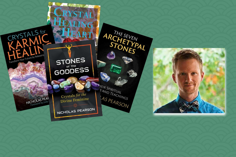 Crystal Science and Healing with Author Nicholas Pearson