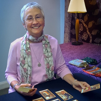 Connect with Spirit: Tarot Consultations with Ann Hentz