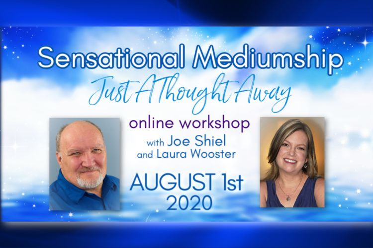 Achieve new and remarkable levels of Evidence in your mediumship