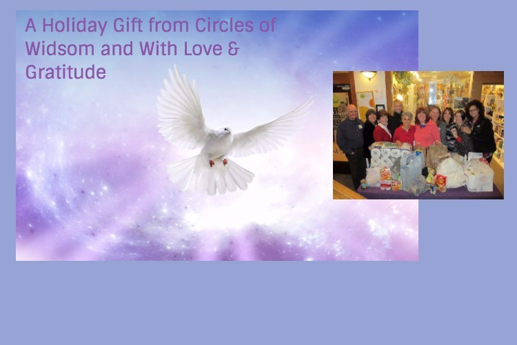 FREE Messages Meant for You: Channeling Event from With Love and Gratitude